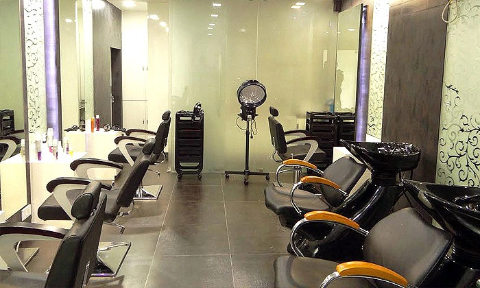 Nearbuy deals and coupons for restaurants beauty spa for 4 star salon services